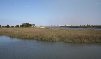 View of Murrells Inlet