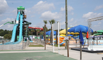 Wild Water Park in Surfside Beach